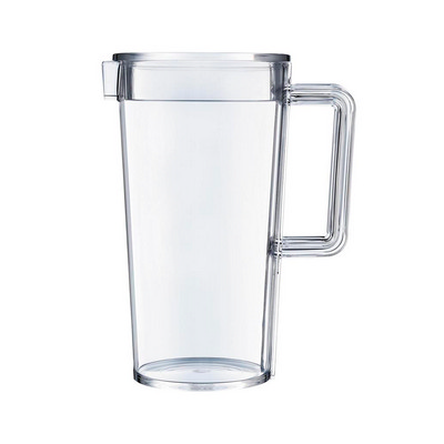 1.3Lt Jug - Clear Lid - (printed with 1 colour(s)) PM330SD_PPI