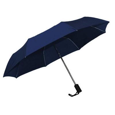 Ariston Kompakt Umbrella - Navy - (printed with 1 colour(s)) KU201_PPI